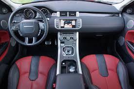 range rover pink interior 2014 range rover evoque dynamic www motorpress ca