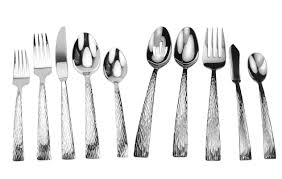david shaw silverware 45 piece mali splendid flatware set