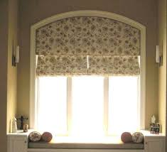 Curved Curtain Rods For Bow Windows Curtain Arched Curtain Rod With Regard To Glorious Homemade