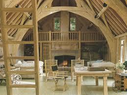 carpenter oak framed buildings and oak framed houses