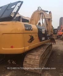 china excavator caterpillar cat 320d china excavator caterpillar