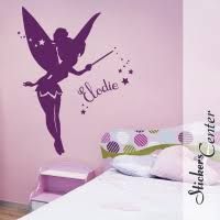 deco chambre fee schön stickers fille haus design