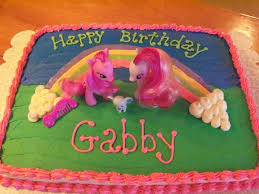 my little pony birthday cake cakecentral com