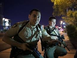 las vegas shooting how many mass shootings have there been in