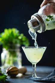 green cocktail cocktail recipes with fresh herbs taste better greatist