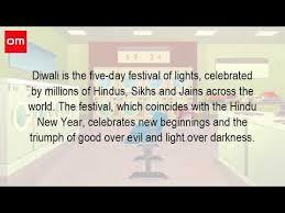what do diwali celebrate