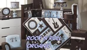 Rock N Roll Crib Bedding Baby Rock And Roll Nursery