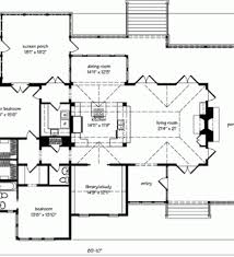 floor plans southern living southern house plans wrap around porch cottage house plans open