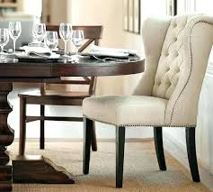 Wingback Dining Chairs Sale Tufted Wingback Chair Sale Historicthomaswv