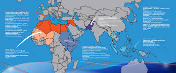 The Sahel Map Ct Morse U2013 Geographic
