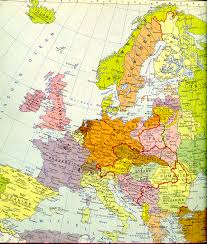1939 Europe Map by Maps Europe Map 1919