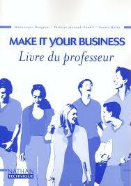 chambre de commerce franco britannique livre it your business bts iut classes préparatoires aux