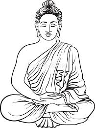 sketches for gautama buddha sketches www sketchesxo com