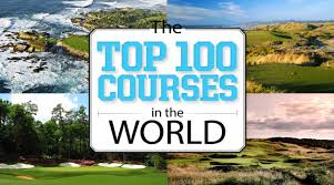 Top Architecture Firms In The World Top 100 Golf Courses In The World 2015 Golf Magazine Golf Com