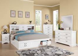 White Queen Platform Bed With Storage Incredible Innovative Queen Bedroom Set With Storage Drawers Best