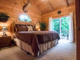 Two Master by Log Home With Two Master Suites Great For Two Couples Ridgedale
