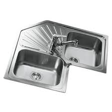 Teka Kitchen Sink Teka Corner 2 Basin Stainless Steel Sink Kitchen Sink Inbuilt Sink