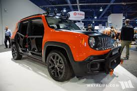 jeep renegade 2017 sema motor city jeep renegade toasterjeep jeep renegade