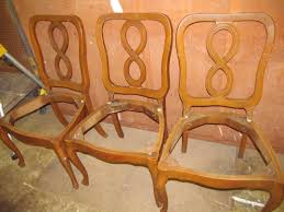 French Provincial Furniture by French Provincial Chairs Before Reuse Repurpose Upcycle
