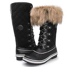womens boots winter amazon com kingshow s globalwin waterproof winter boots