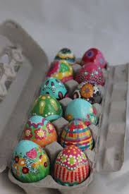 decorative eggs that open watercolor flower easter eggs grow creative easter
