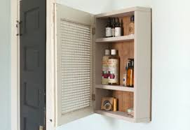 17 apart over on ehow diy upcycled medicine cabinet