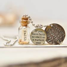 faith of a mustard seed necklace 34 best mustard seed faith images on mustard seed
