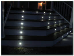 deck stair lighting ideas perfect ideas explore outside stairs