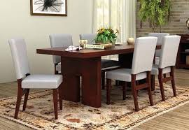 six seater dining table dining table set 6 seater astonishing six seat dining table and