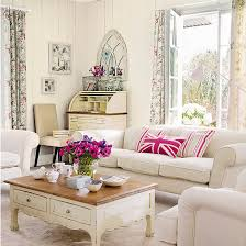 Pink Living Room Furniture White Living Room Ideas Ideal Home