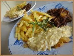 cuisiner du lieu noir filet de lieu noir sauce moutarde recette iterroir
