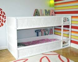 Ikea Child Bunk Bed Ikea Children Bunk Bed Hack Chalkboard Toddler Bed House Furniture