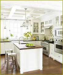 butcher block kitchen island ideas astonishing white kitchen island with butcher block top home
