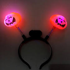 Halloween Lights Aliexpress Com Buy 1 Pcs Meaningsfull Halloween Luminous Pumpkin
