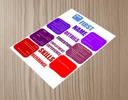 Free Curriculum Vitae Resume Template Free Curriculum Vitae Resume Template 458 U2013 Freecvtemplate Org