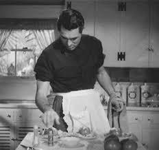 kitchen gif house husband cooking men animated gif popkey