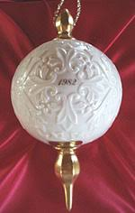 lenox ornaments auction finds