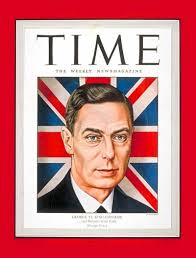 time magazine cover king george vi mar 6 1944 king george