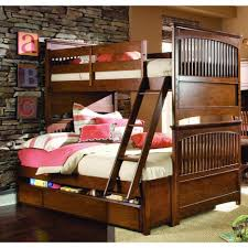 bunk beds twin over full bunk bed plans with stairs king over