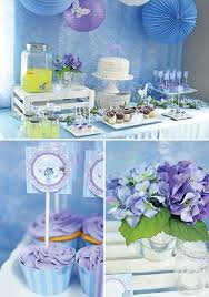 70th birthday party ideas butterfly 70th birthday party blue purple hostess with