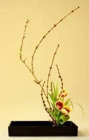 Japanese Flower Artwork - japanese flower arrangement ikebana ikebana pinterest