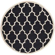Black Round Rug Buy 6 U0027 Round Rugs From Bed Bath U0026 Beyond