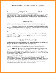 Dmv Power Of Attorney Form 10 power of attorney oregon form scholarship letter