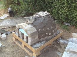 Backyard Brick Pizza Oven How To Make A Homemade Pizza Oven 8 Steps With Pictures