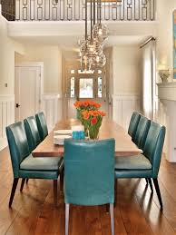 teal dining room 14 design tips for decorating with teal hgtv u0027s decorating