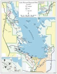 lake pleasant map draft of lake pleasant regional park trails master plan