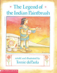 the legend of the indian paintbrush extension activities scholastic