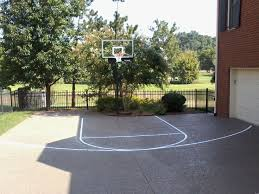 Transform Your Backyard by 33 Best Basketball Courts Images On Pinterest Backyard Ideas