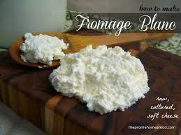 Goat Cottage Cheese by How To Make Fromage Blanc Raw Cultured Soft Cheese рецепт