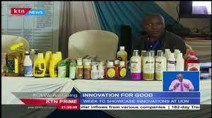 Seeking Nairobi Of Nairobi Innovation Week Seeks To Show